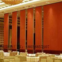 江苏酒店宴会厅活动隔断屏风移门厂家