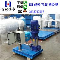 贵州遵义工地临时供水设备
