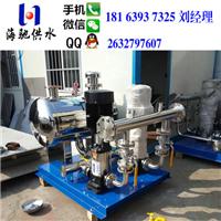 贵州自来水无塔增压设备,给水管加压泵品牌