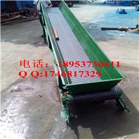 供应建筑专用皮带输送机 爬坡黄土输送机