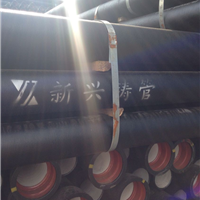 昆明球墨铸铁管厂/云南球墨铸铁管批发价格