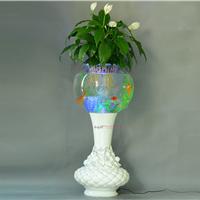 供应水培花瓶,灯光花瓶,陶瓷底座花瓶