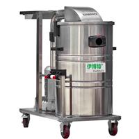 供应四川陶瓷粉末清理用大功率工业吸尘器