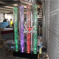 圆管气泡水柱,单管气泡水柱,泡泡水景柱