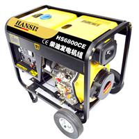 供应户外照明发电机|5KW汽油发电机