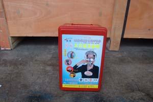 凯安牌防毒面具TZL30过滤式消防呼吸器