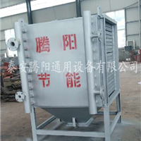 2T锅炉烟道余热回收装置,换热器 省煤器