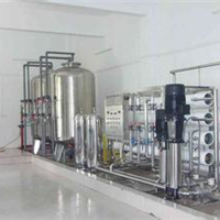 离子混床成套设备 离子混床超纯水设备