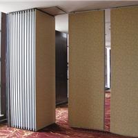 海南饭店包厢移动隔墙酒店空间收藏活动门