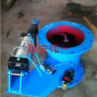 供应Q648MX-10/16 球面偏置式气动钟阀