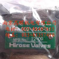 日本广濑HIROSE电磁阀HSO-G02-A20F-21