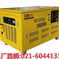 15kw汽油发电机 便携式发电机图片