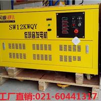 12KW汽油发电机使用实图