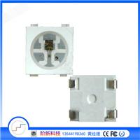 WS2812B全彩点控灯珠-控制IC封装在灯珠里面