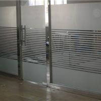 深圳福田办公室玻璃贴磨沙膜防爆膜隔热膜太阳膜做工细服务好
