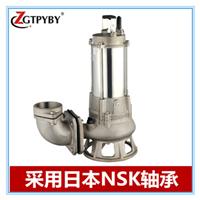 不锈钢排污泵 出国国外 不锈钢排污泵型号