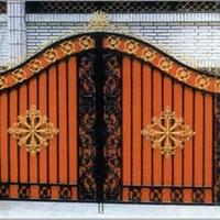 供应北京铁艺大门北京铁艺护栏北京铁艺围栏