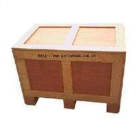 上海松江免熏蒸标准木箱松江包装箱木托盘
