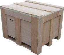 上海松江出口免熏蒸欧标木箱松江木箱木托盘