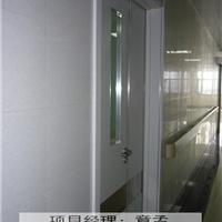 医院纯白色抗菌防火无菌单开化疗时病房门