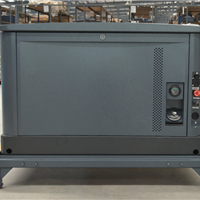 供应10KW静音汽油发电机组SHL10REG