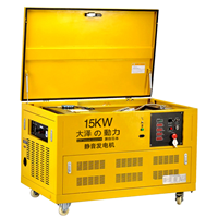 供应15kw单相汽油发电机价格