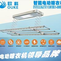 供应暖风烘干电动晾衣架 LED照明 1.2M主机