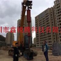 采用日本液技术挖机改装机载式液压劈裂机