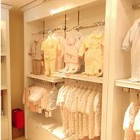 供应成都母婴展柜展示柜货柜定做厂家