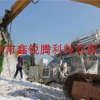 开发大型工程买外挂式岩石机载劈裂机