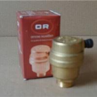 供应微型排气阀微型自动排气阀