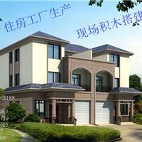 贵庭住宅PC工业化生产