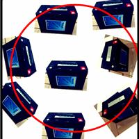 供应美国海志蓄电池HZB12-150价格