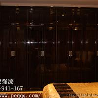 广东漆强亮光漆厂家QE-8888酒店家具漆