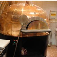 KFHY比萨窑炉,天然火山岩内胆、比萨炉设计