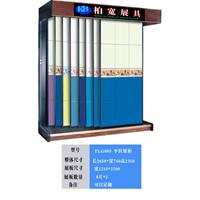 供应高级地砖展示柜,定制墙面砖展柜,展柜