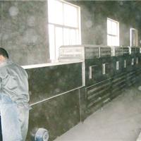 微波固化泡沫陶瓷定型干燥设备