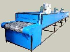 新型节能型食品果蔬烘干机|网带式烘干设备