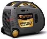 供应超静音3千瓦家用小型汽油发电机