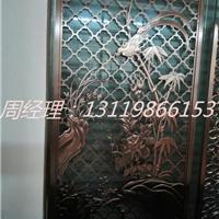 贵阳市高档小区铝板雕刻装饰屏风批发
