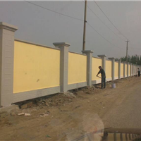 预制工程围墙