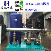 高区生活给水增压泵