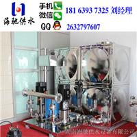 农村水箱变频加压泵