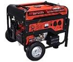 供应8KW汽油发电机带焊机/便携式小型发电机