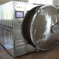 木料水性油漆微波烘干设备