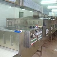 食品微波牛肉干干燥杀菌机