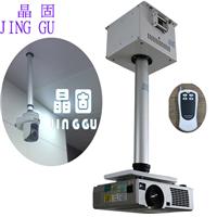 供应行程1-3米投影机电动升降柱