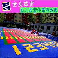 室外幼儿园专用高韧性地板