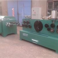 无酸洗环保WSCX-22B型大规格盘条送料剥壳调直除锈机