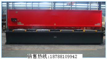 昆明不锈钢加工4米数控剪板机、折弯机价格